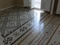 Pulido de Mosaico Hidráulico 1