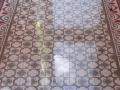 Pulido en suelo de Mosaico Hidráulico 2